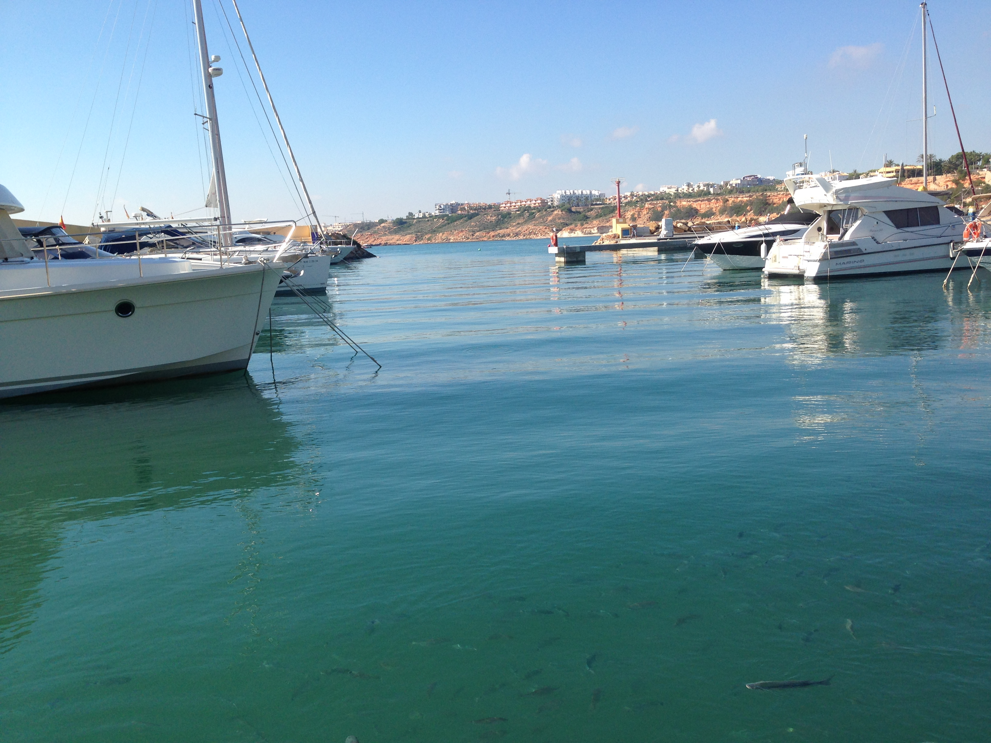 Cabo Roig Marina property for sale