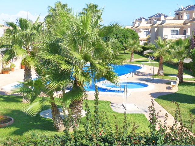 Vista Azul quad townhouse for sale Cabo Roig La Regia
